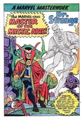 Doctor Strange pin up