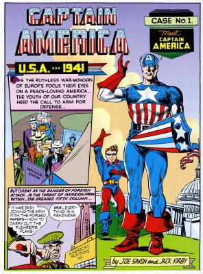 Golden Age Captain America
