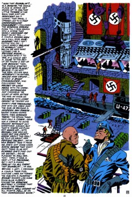 Nick Fury SHIELD #3 Hell hound