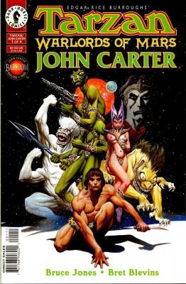 John Carter Dark Horse