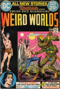 John Carter DC Weird Worlds