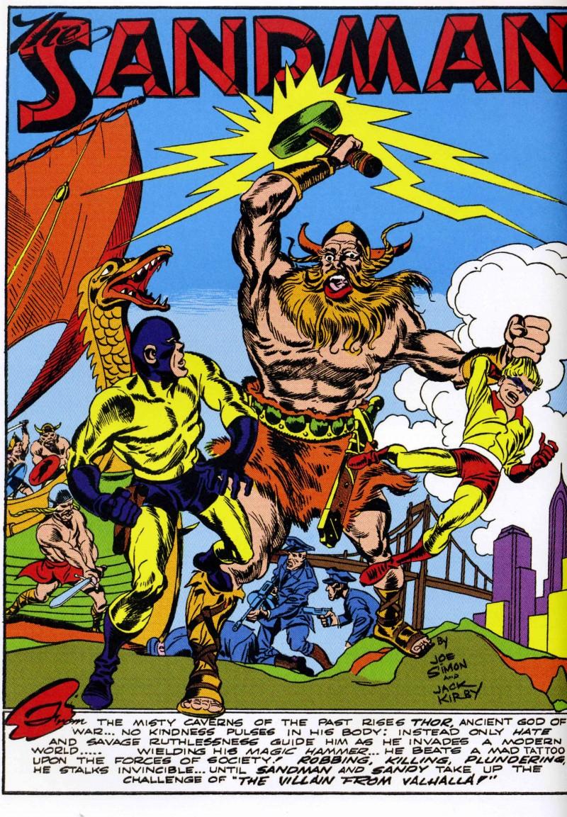 Adventure Comics 75 Splash