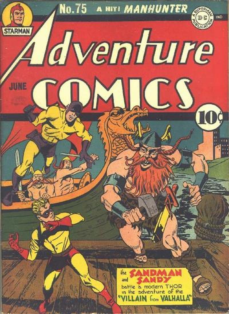 Adventure Comics 75