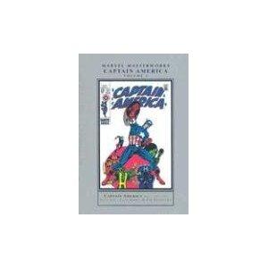 Captain America Masterworks 3