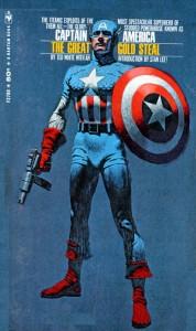Captain America Paperback