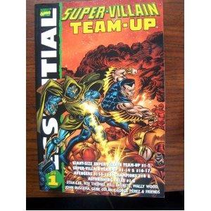 Super Villain Team Up