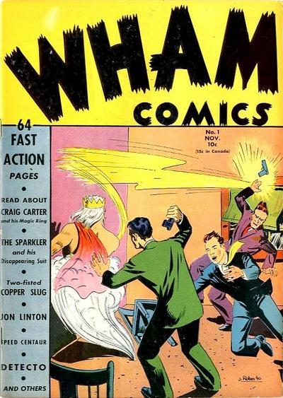 Wham Comics 1
