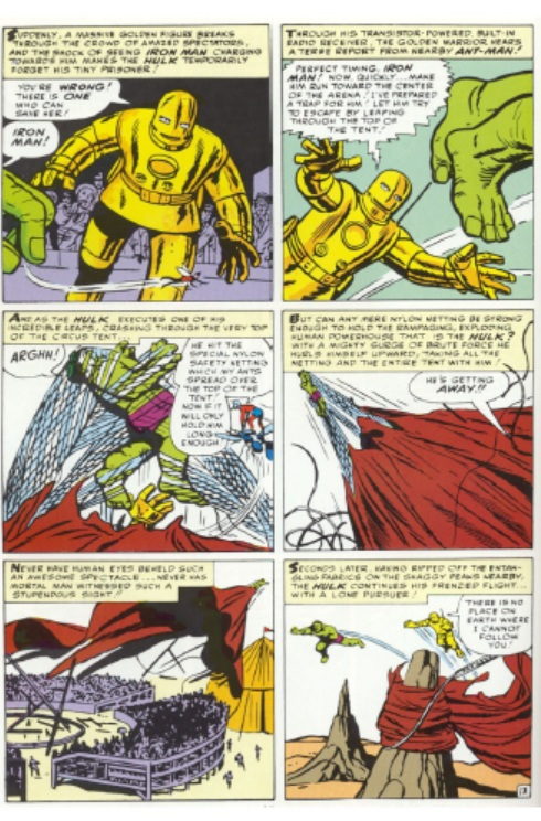 Avengers 1 page 13