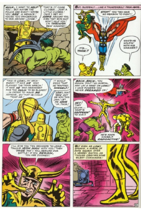 Avengers 1 page 21