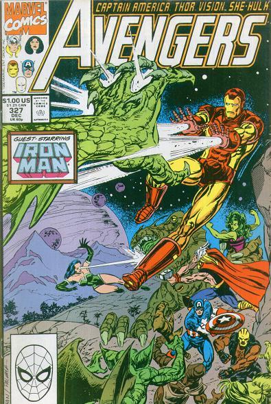 Avengers 327