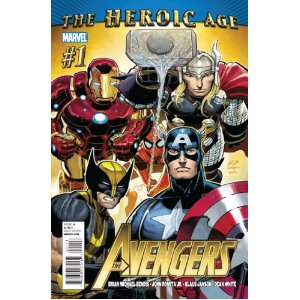Avengers Heroic Age 1