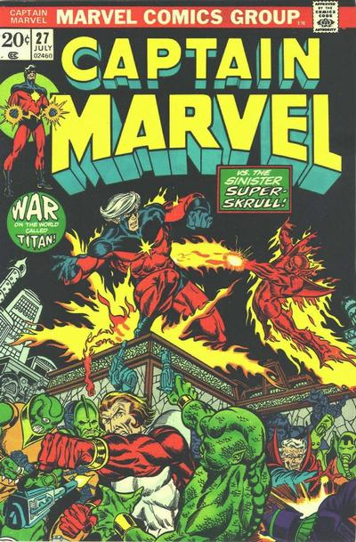 Captain Marvel 27