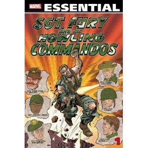 Essential Sgt Fury