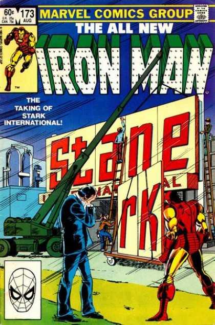 Iron Man 173