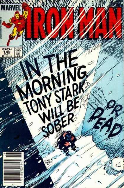 Iron Man 182