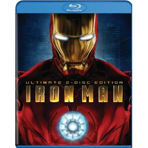 Iron Man 2 Disc Edition