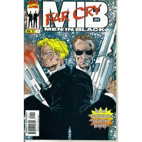 Men in Black Comic 1