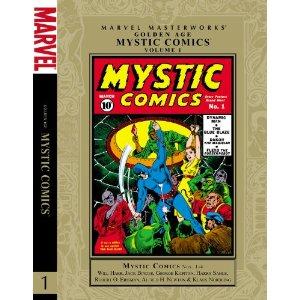 Mystic Comics Masterworks