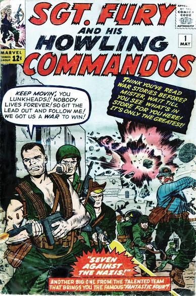 Sgt. Fury and His Howling Commandos 1