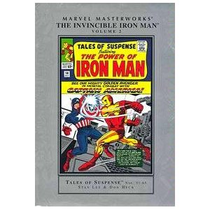 Tales of Suspense Masterworks 2