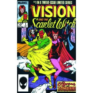 Vision and Scarlet Witch 1