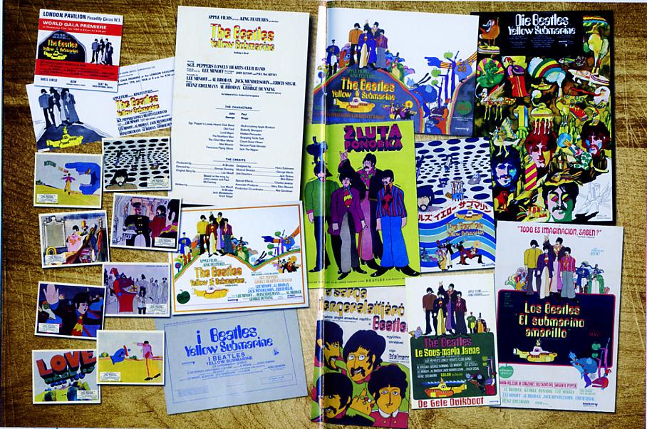 Beatles Souvenirs