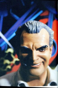 Bust of Jack Kirby