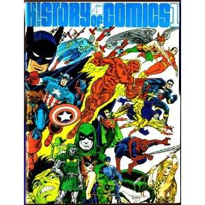 Steranko History of the Comics