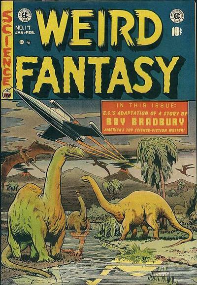 Weird Fantasy 17