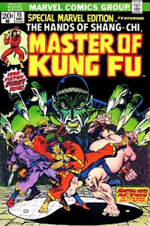 Special Marvel Edition 15 Master of Kung Fu
