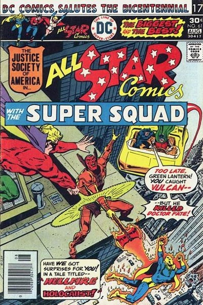 All-Star Comics 61