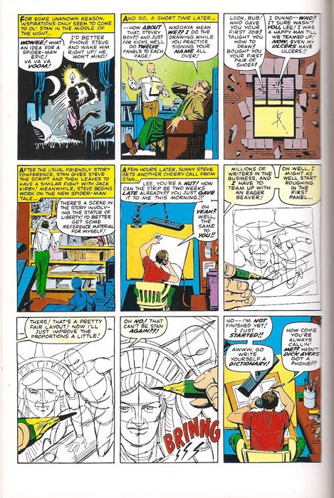 How Stan Lee and Steve Ditko Create Spider-Man 2