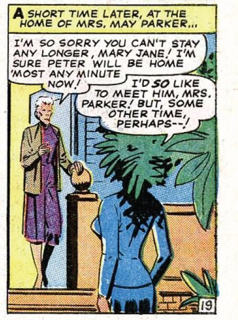 Mary Jane Preview