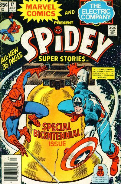 Spidey Super Stories 17
