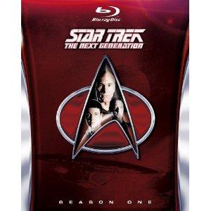 Star Trek the Next Generation Blu-ray