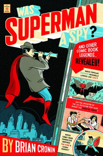 Cronin, Was Superman a Spy, cover