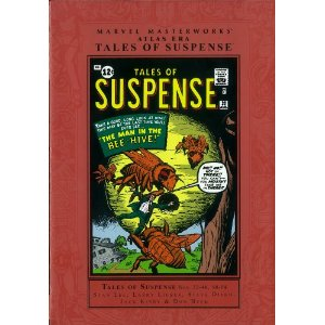 Marvel Masterworks Atlas Era Tales of Suspense Volume 4