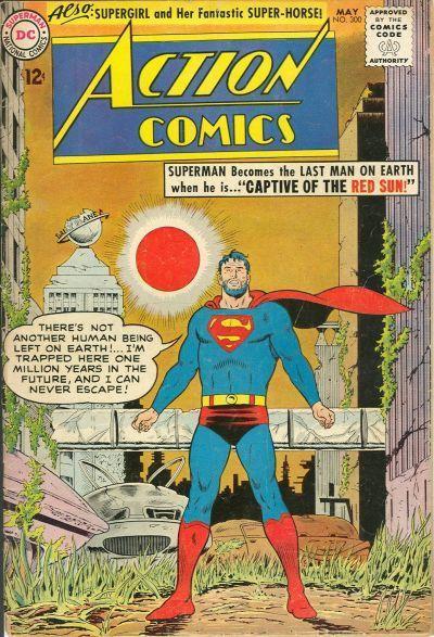 Action Comics 300