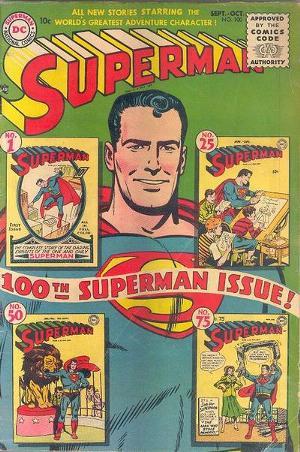 Superman 100