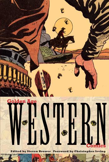 Brower, Golden Age Western Comics