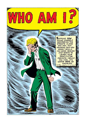 Lee Ditko Who Am I Color 2