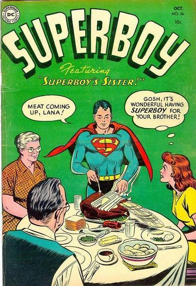 Superboy 36