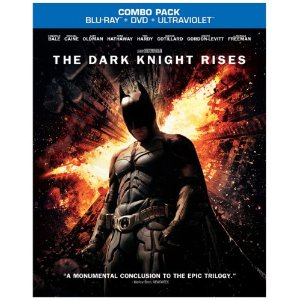 Dark Knight Rises Blu-ray DVD