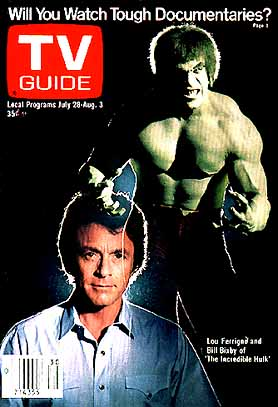 The Hulk TV Guide