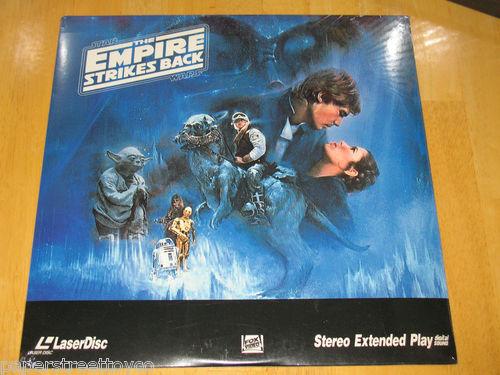 Empire Strikes Back LaserVideodisc