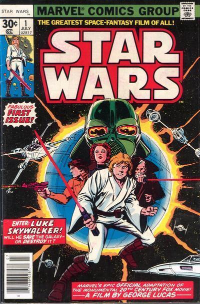 Star Wars Marvel Comics 1