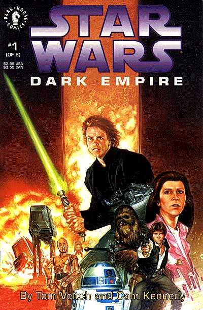 Dark Horse Star Wars Dark Empire 1