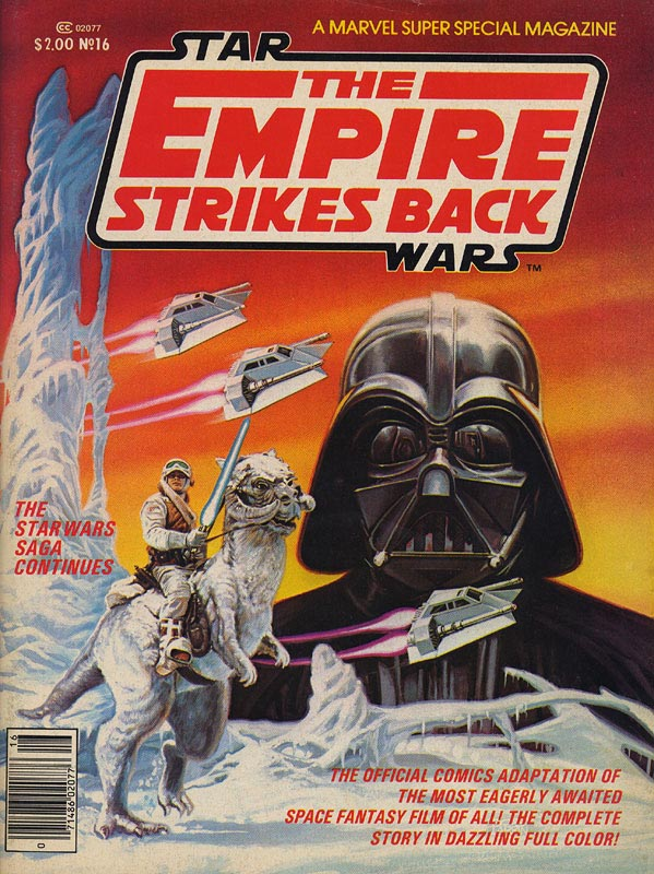 Marvel Super Special 16 Empire Strikes Back