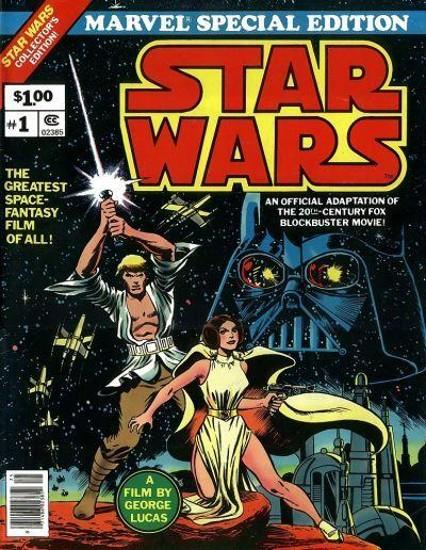 Marvel Star Wars Special Edition 1