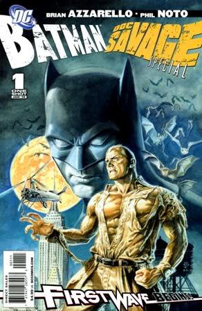 Batman Doc Savage Special